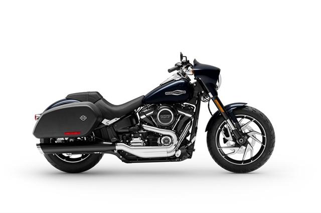 2020 Harley-Davidson Softail Sport Glide at Harley-Davidson® of Atlanta, Lithia Springs, GA 30122