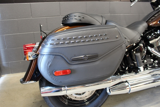 2019 Harley-Davidson Softail Heritage Classic 114 at Harley-Davidson of Indianapolis