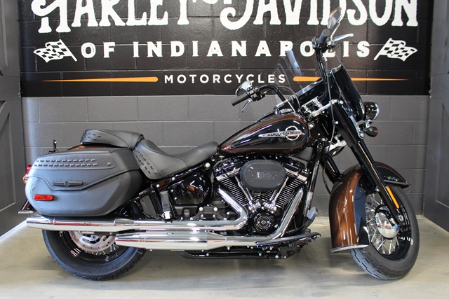 2019 Harley-Davidson Softail Heritage Classic 114 at Harley-Davidson of Indianapolis
