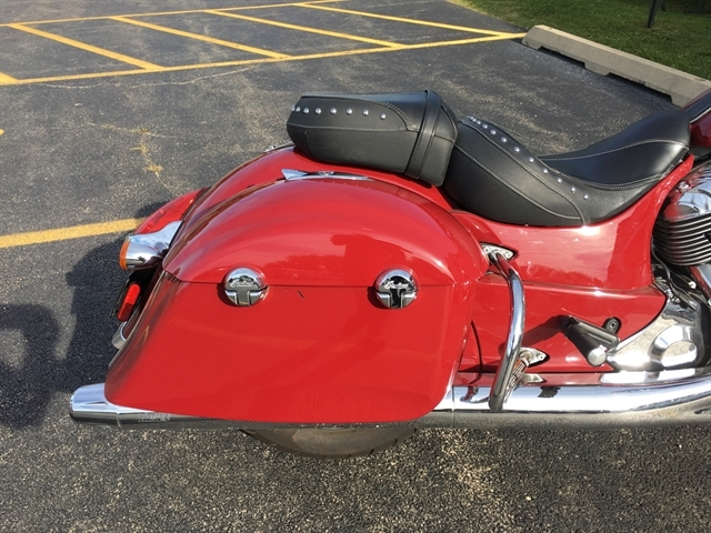 2016 INDIAN SPRINGFIELD at Randy's Cycle, Marengo, IL 60152