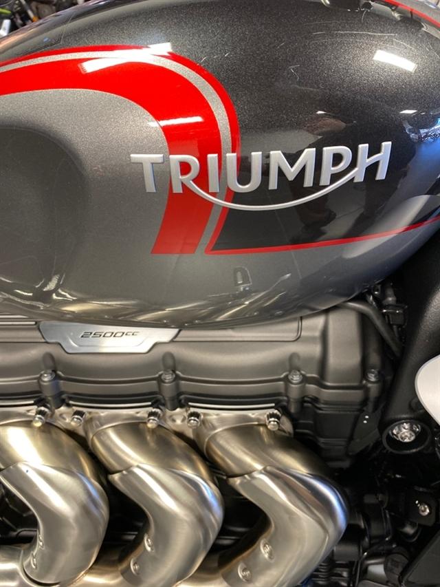 2021 Triumph Rocket 3 GT at Frontline Eurosports