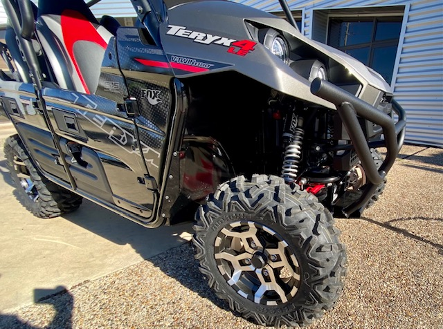 2021 Kawasaki Teryx4 LE at Shreveport Cycles