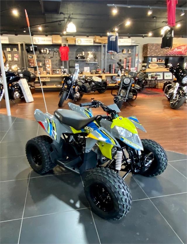 2022 Polaris Outlaw 110 EFI at Shreveport Cycles