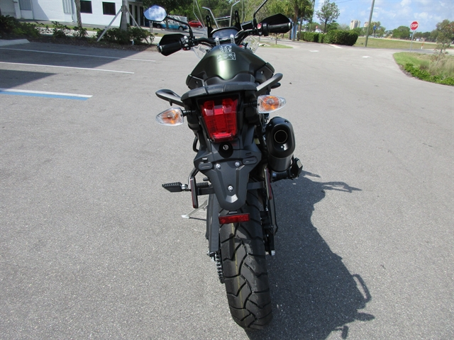 2019 Triumph Tiger 800 XCx at Fort Myers