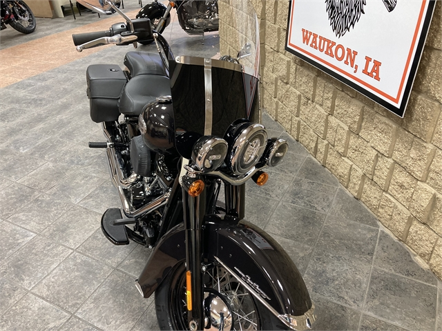 2021 Harley-Davidson Touring FLHCS Heritage Classic 114 at Iron Hill Harley-Davidson