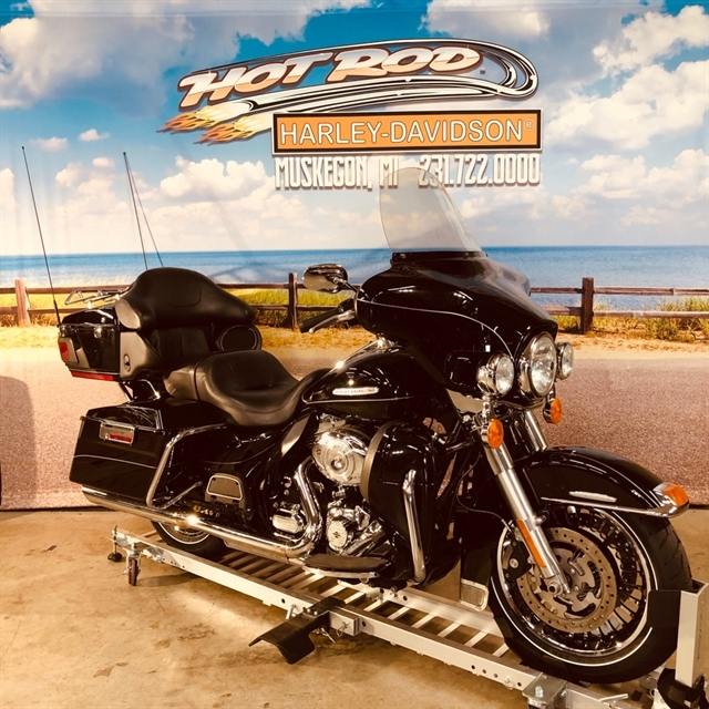 2013 Harley-Davidson Electra Glide Ultra Limited at Hot Rod Harley-Davidson