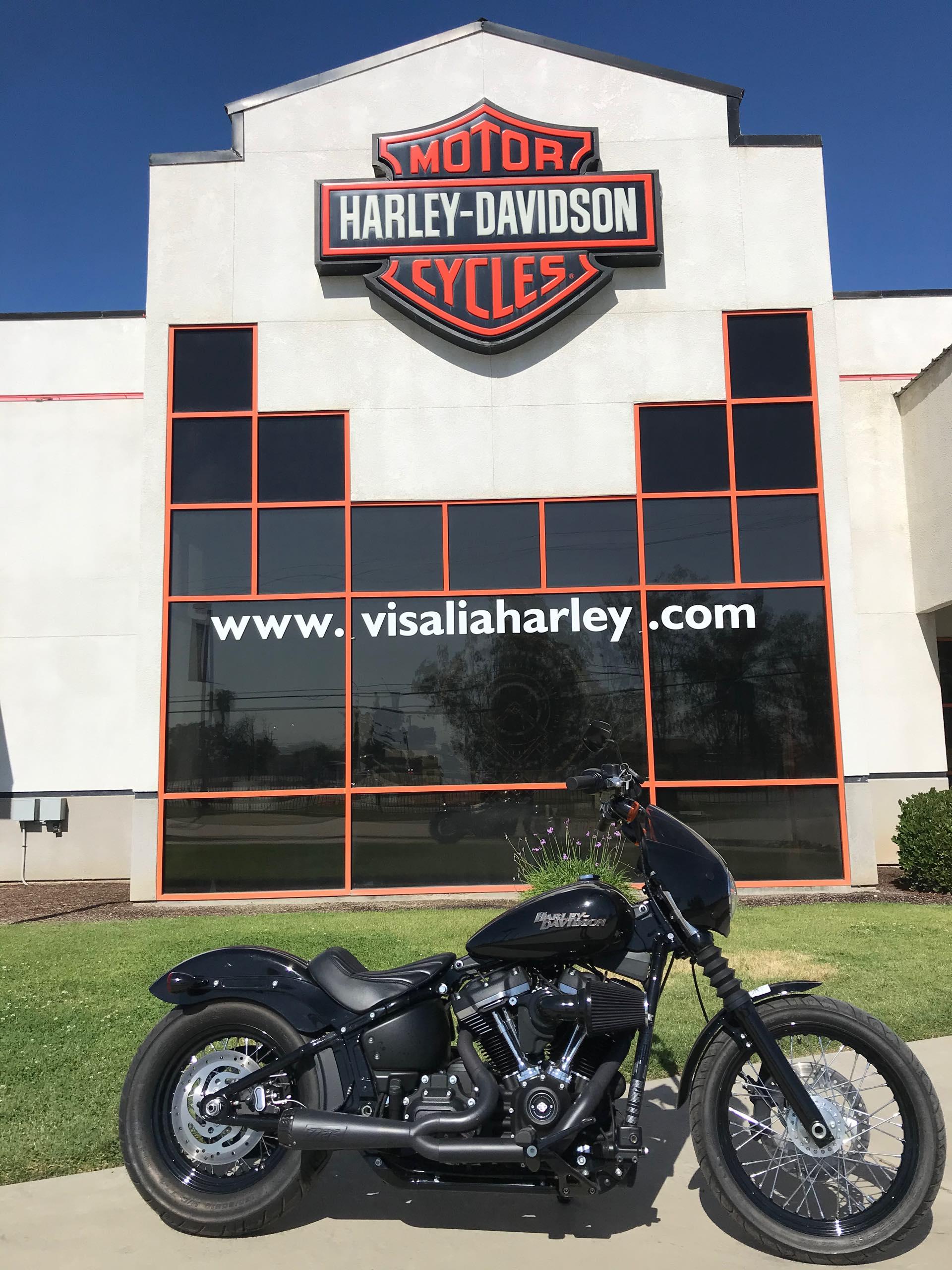 2018 Harley-Davidson Softail Street Bob at Visalia Harley-Davidson