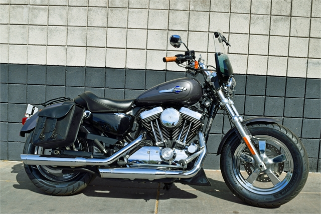 2016 Harley-Davidson Sportster 1200 Custom at Buddy Stubbs Arizona Harley-Davidson