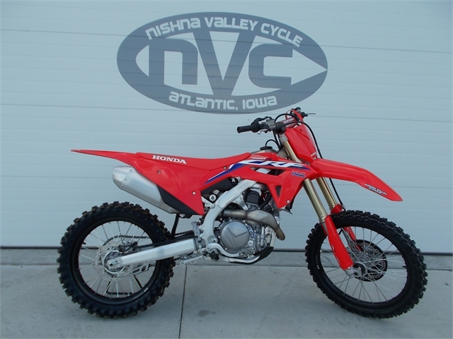 2022 Honda CRF 450R at Nishna Valley Cycle, Atlantic, IA 50022