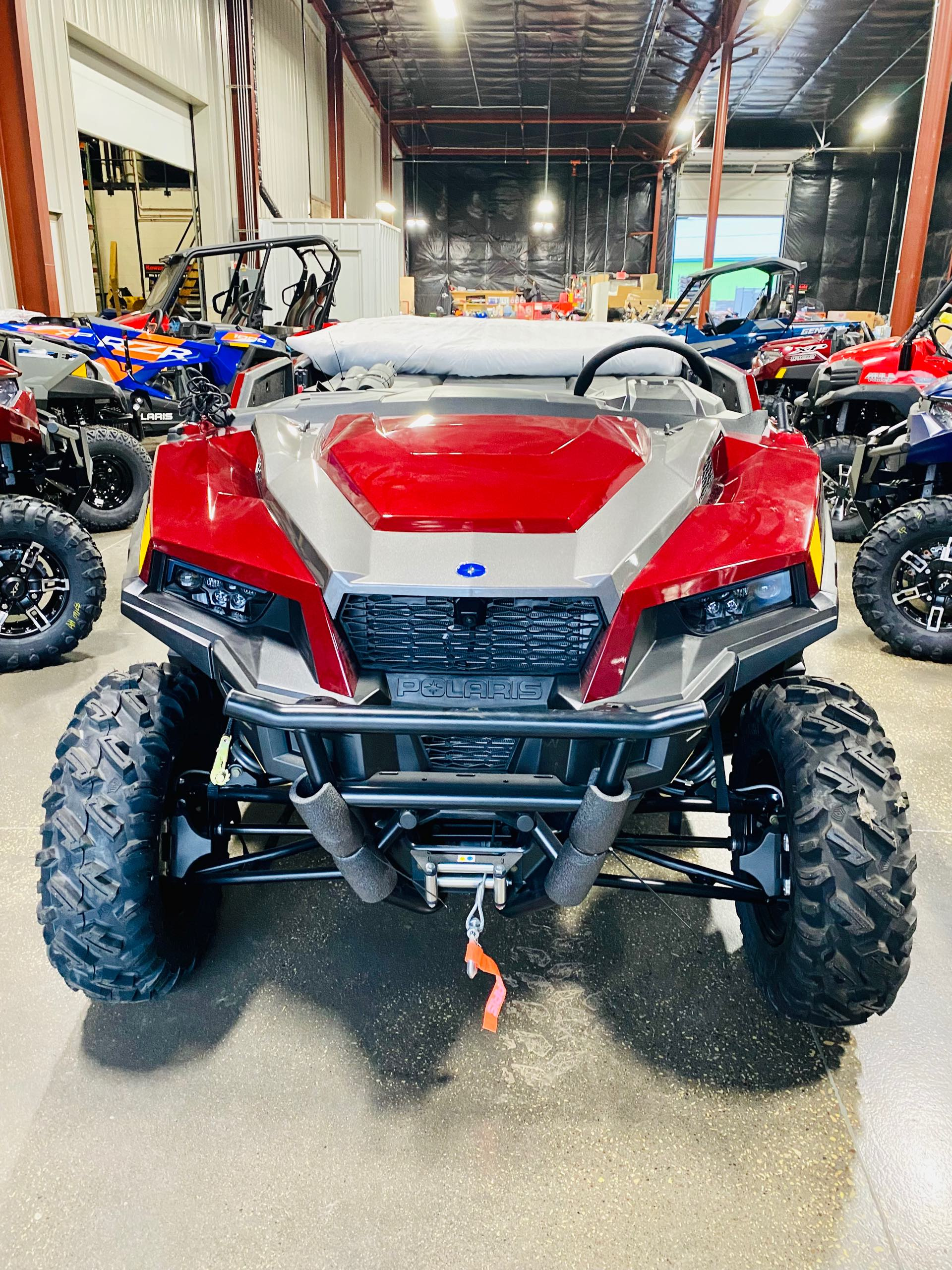 2021 Polaris GENERAL 4 1000 Deluxe at Rod's Ride On Powersports