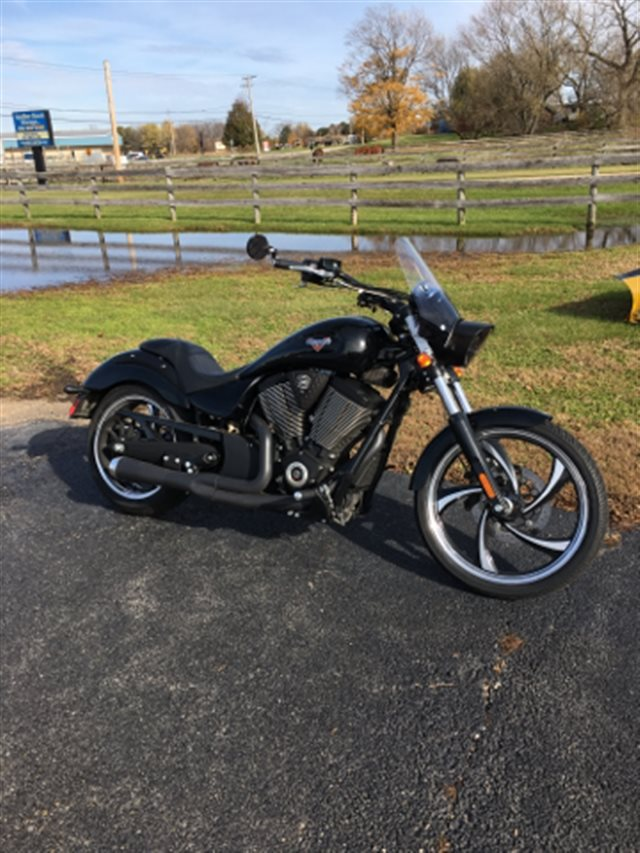 2013 Victory Vegas 8-Ball® at Randy's Cycle, Marengo, IL 60152