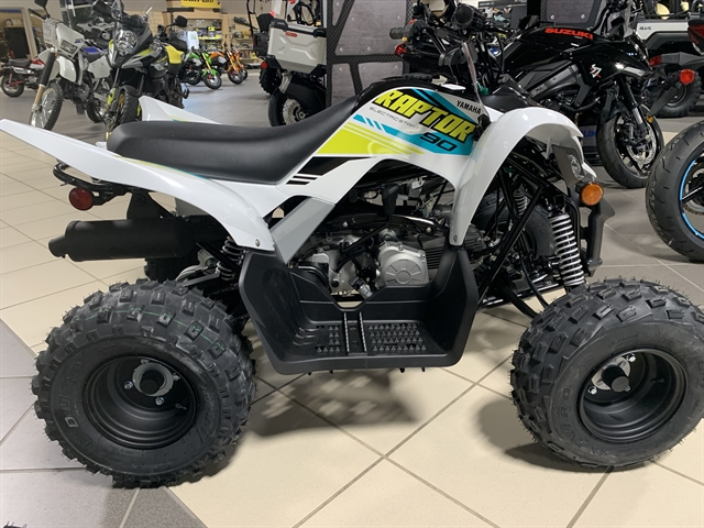 2021 Yamaha Raptor 90 at Star City Motor Sports