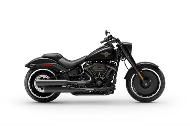 2020 Harley-Davidson Softail Fat Boy 114 30th Anniversary Limited Edition at Holeshot Harley-Davidson