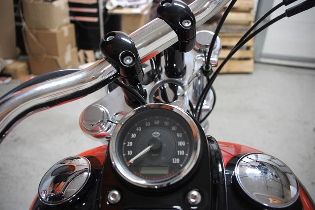 2013 Harley-Davidson Dyna Wide Glide at Suburban Motors Harley-Davidson