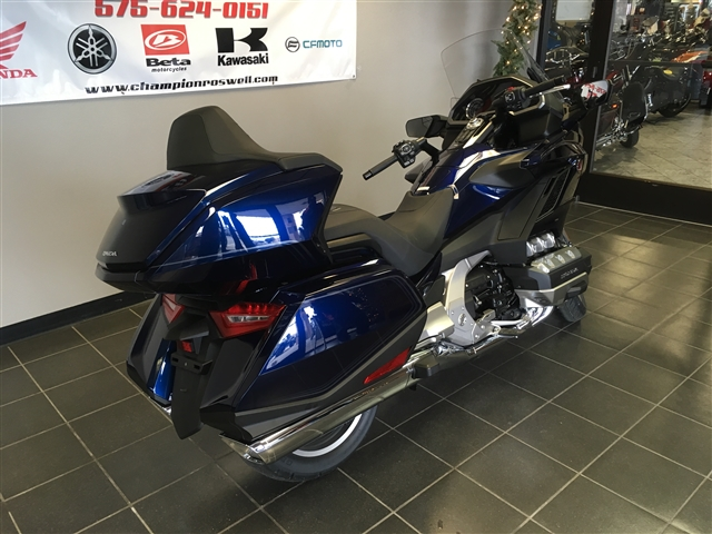 2019 Honda Gold Wing Tour DCT at Champion Motorsports, Roswell, NM 88201