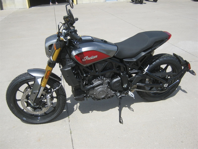 2019 Indian Motorcycle FTR1200 S at Brenny's Motorcycle Clinic, Bettendorf, IA 52722