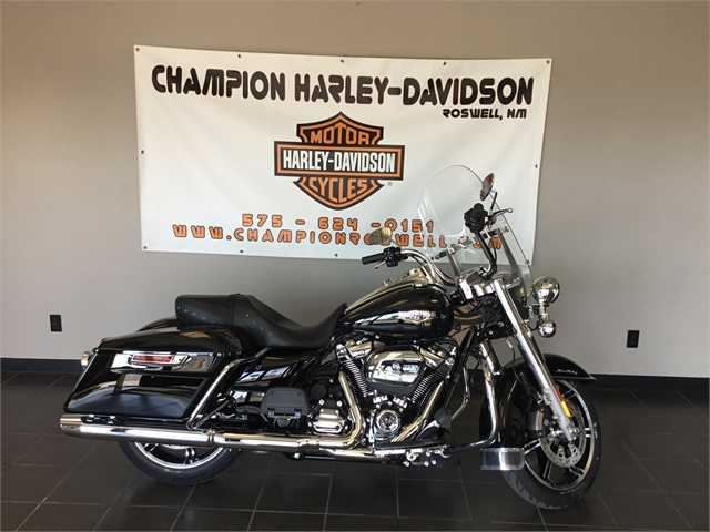 2021 HARLEY FLHR at Champion Harley-Davidson