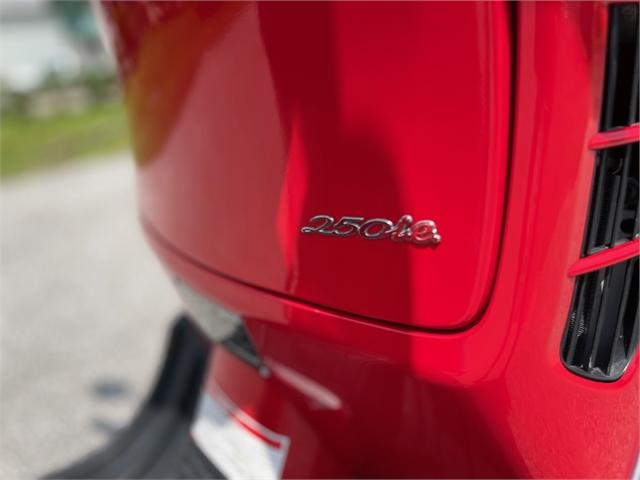 2009 Vespa GTV 250 at Powersports St. Augustine