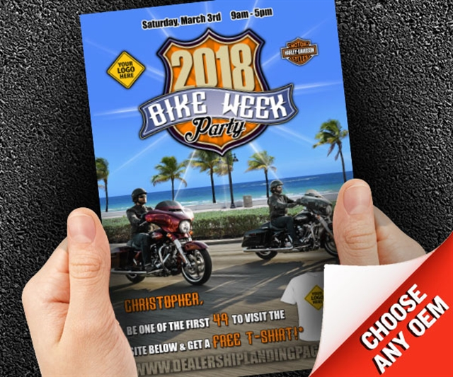 2018 ANYTIME Bike Week Powersports at PSM Marketing - Peachtree City, GA 30269