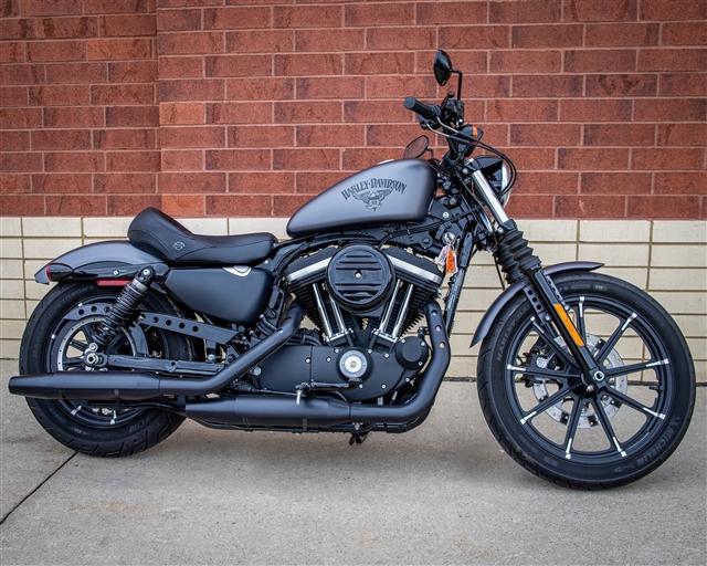 2017 Harley-Davidson Sportster Iron 883 at Harley-Davidson of Fort Wayne, Fort Wayne, IN 46804