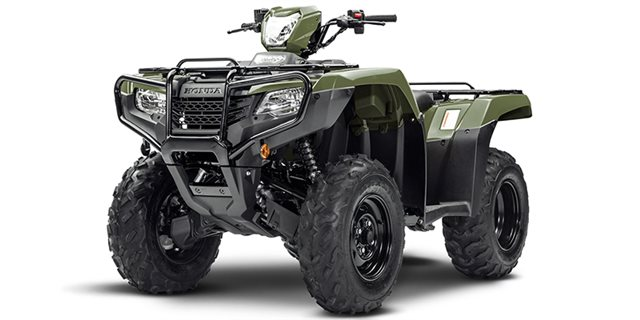 2021 Honda FourTrax Foreman 4x4 at Arkport Cycles