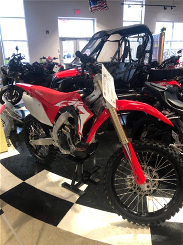 2019 Honda CRF450R 450R at Genthe Honda Powersports, Southgate, MI 48195