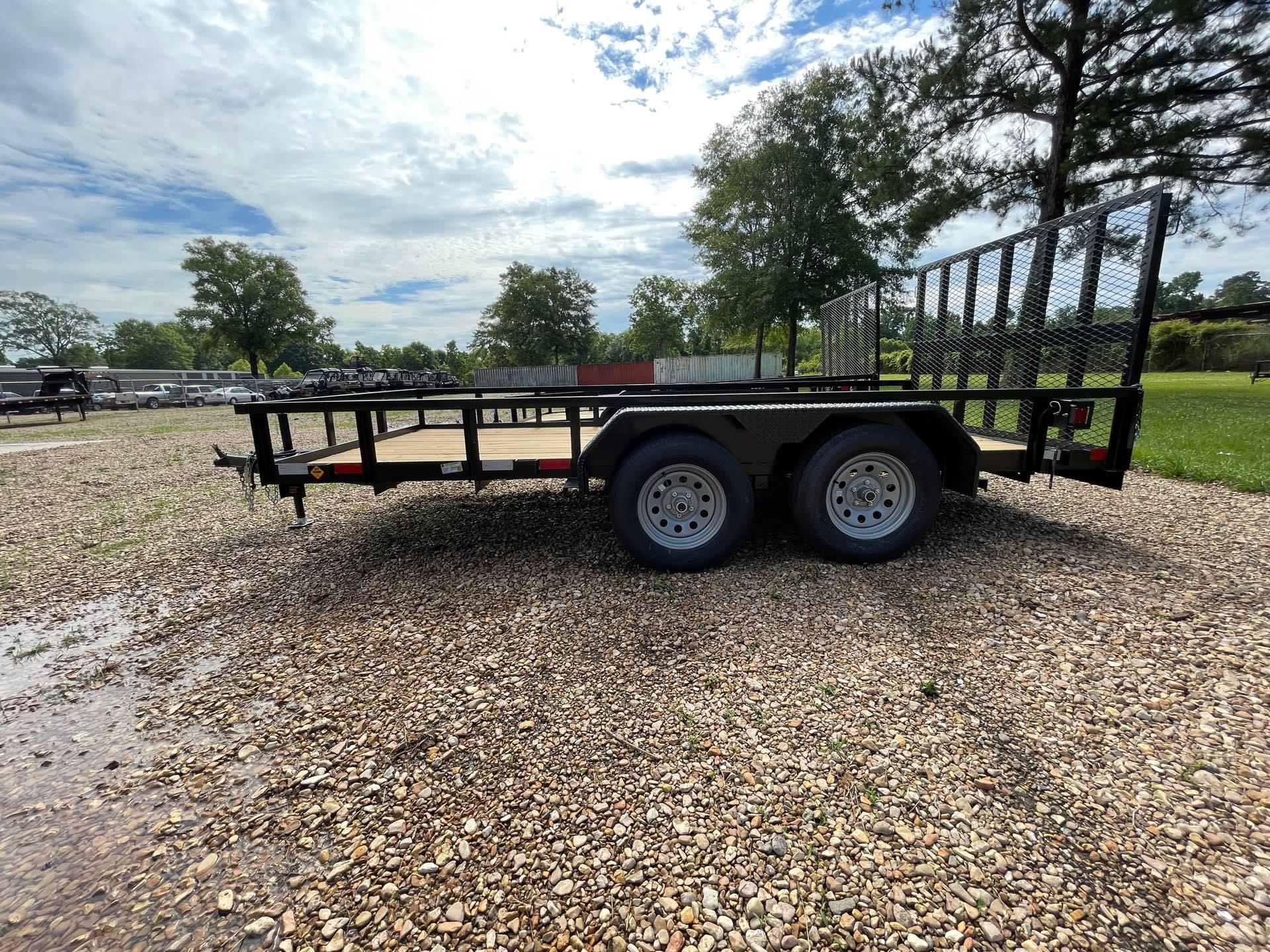 2021 MCCLAIN TRAILERS 77X14 at ATV Zone, LLC
