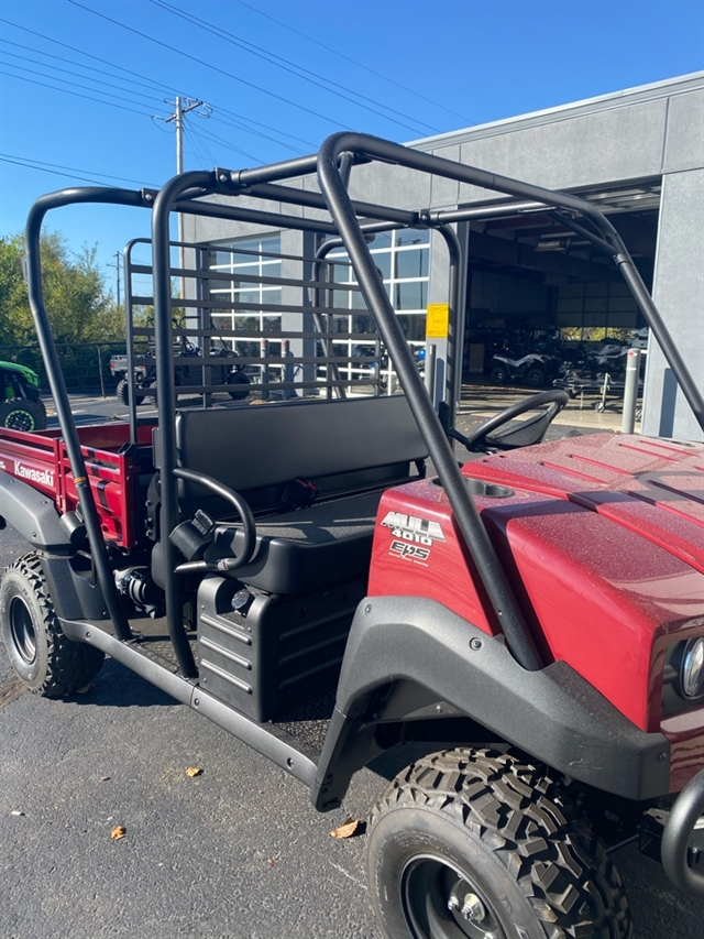 2021 Kawasaki Mule 4010 Trans4x4 at Youngblood RV & Powersports Springfield Missouri - Ozark MO