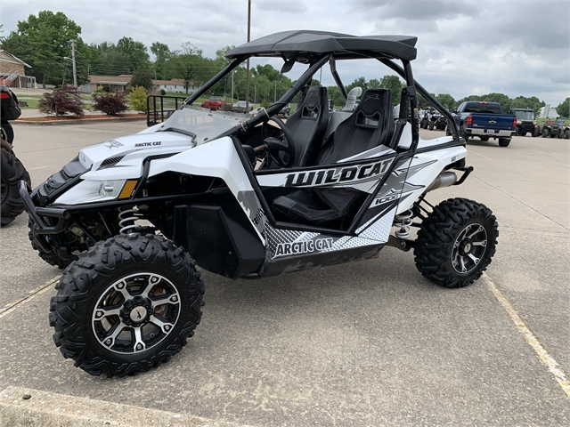 2014 Arctic Cat Wildcat 1000 at Southern Illinois Motorsports