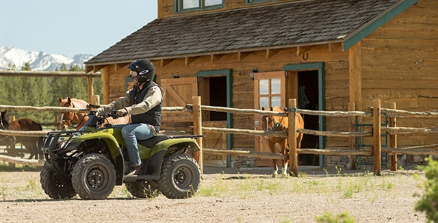 2016 Honda FourTrax Recon Base at Thornton's Motorcycle - Versailles, IN