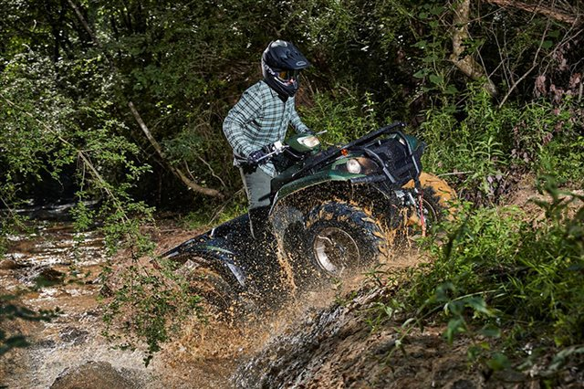 2021 Yamaha Kodiak 700 EPS SE at Star City Motor Sports