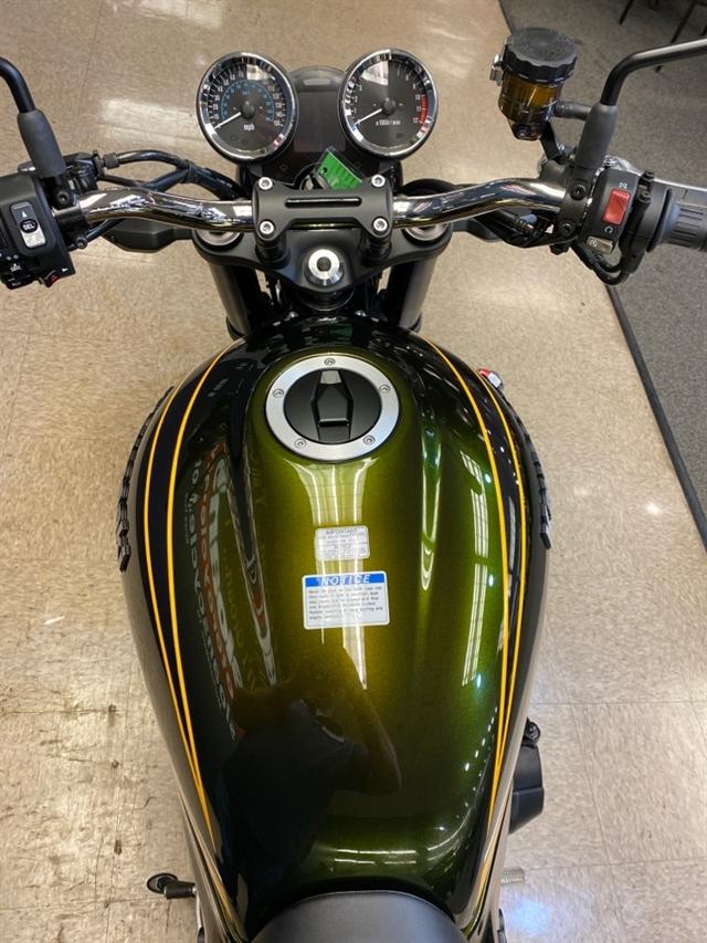 2021 Kawasaki Z900RS ABS at Sloans Motorcycle ATV, Murfreesboro, TN, 37129