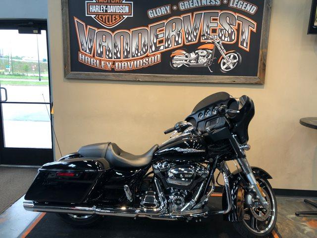 2017 Harley-Davidson Street Glide Base at Vandervest Harley-Davidson, Green Bay, WI 54303