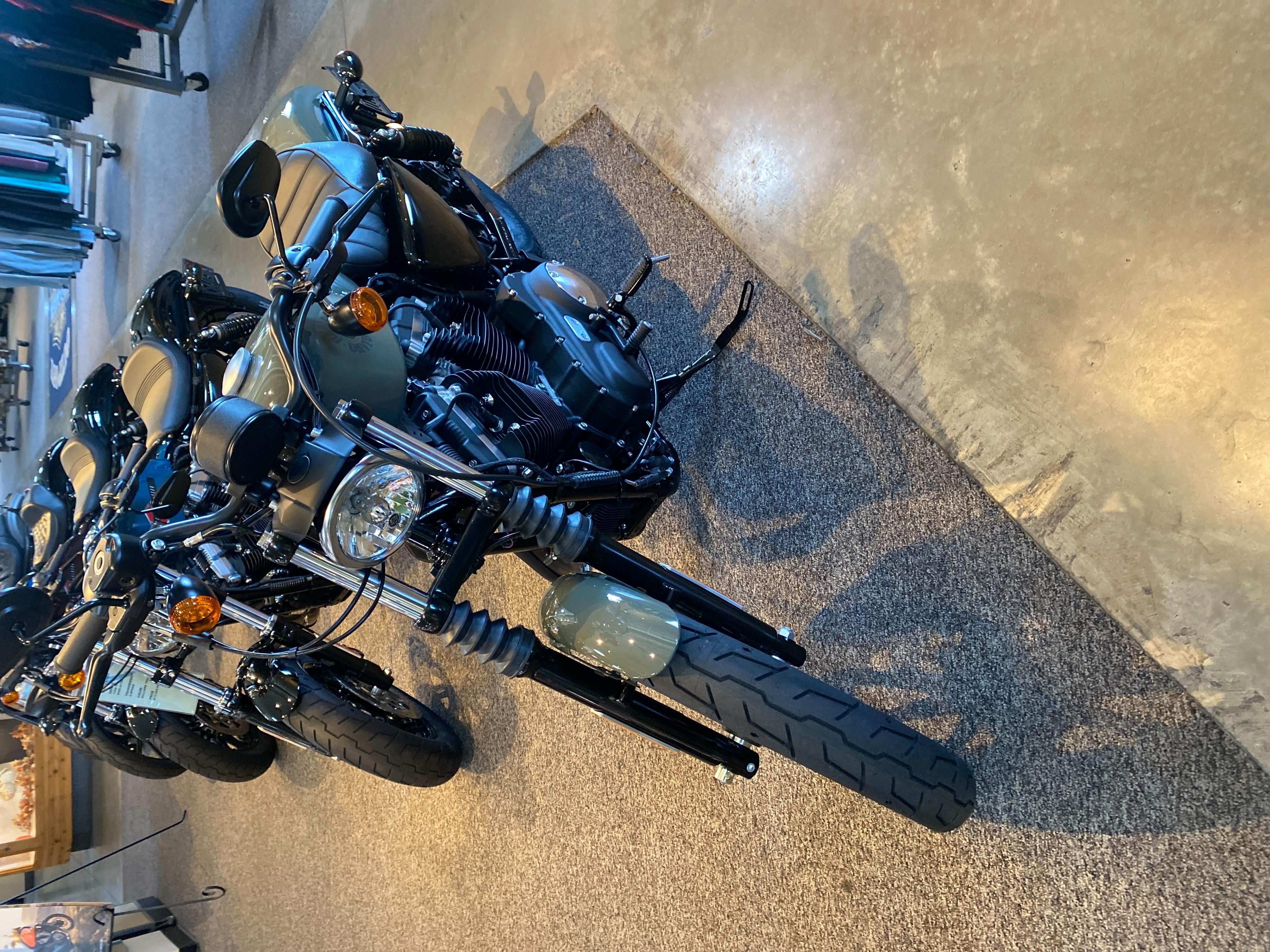 2021 Harley-Davidson Cruiser XL 883N Iron 883 at Outpost Harley-Davidson