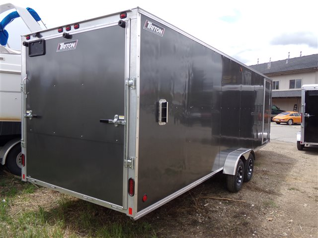 2019 Triton 24 Enclosed at Power World Sports, Granby, CO 80446