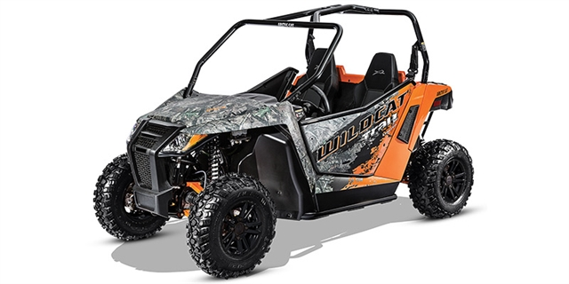2016 Arctic Cat Wildcat Trail Limited Edition at Lincoln Power Sports, Moscow Mills, MO 63362
