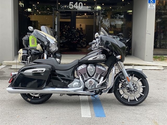 2020 Indian Chieftain Limited at Fort Lauderdale