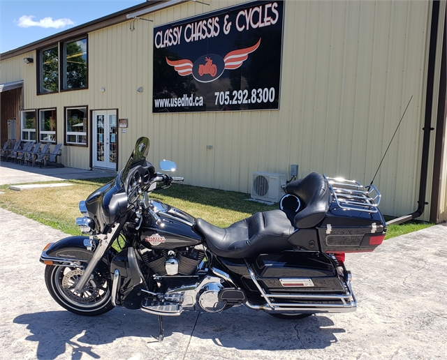 2007 Harley-Davidson Electra Glide Ultra Classic at Classy Chassis & Cycles