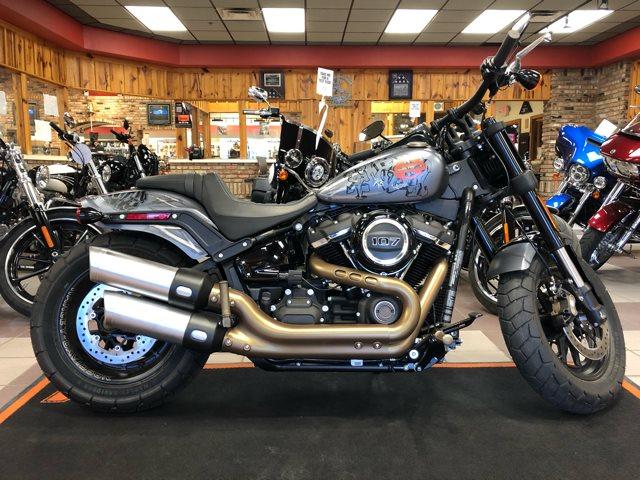 2018 Harley-Davidson Softail Fat Bob at High Plains Harley-Davidson, Clovis, NM 88101