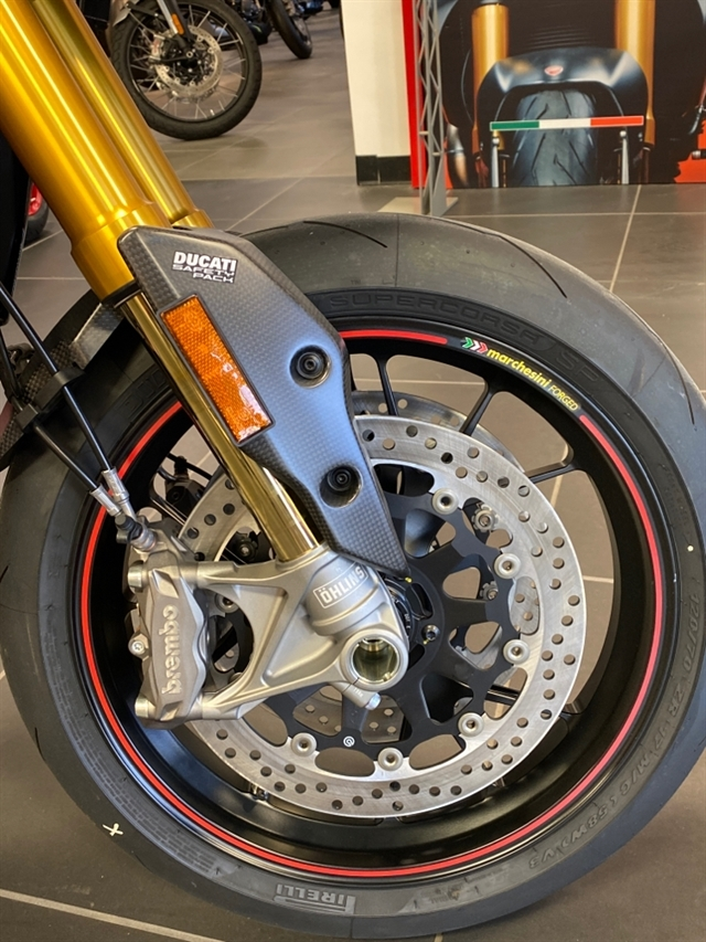 2021 Ducati Hypermotard 950 SP at Frontline Eurosports