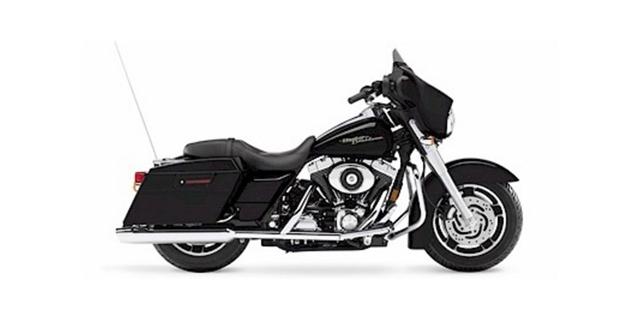 2006 Harley-Davidson Street Glide Base at Zips 45th Parallel Harley-Davidson