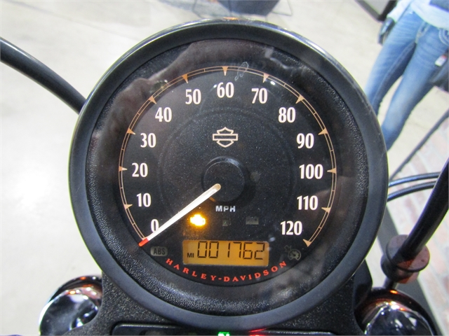 2018 Harley-Davidson Sportster Iron 883 at Cox's Double Eagle Harley-Davidson