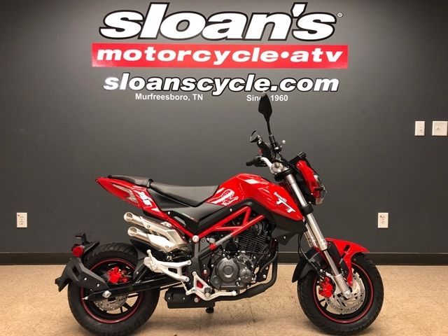 2020 Benelli TNT135 SBN-TNT135-20 at Sloans Motorcycle ATV, Murfreesboro, TN, 37129