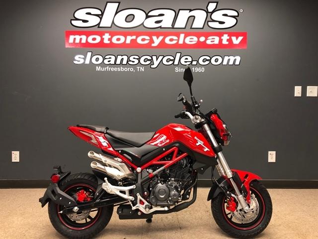 2020 Benelli TNT135 SBN-TNT135-20 at Sloans Motorcycle ATV, Murfreesboro, TN, 37129