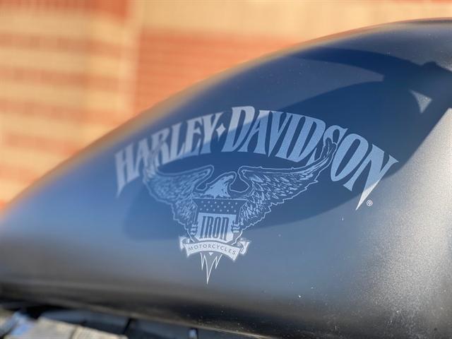 2017 Harley-Davidson Sportster Iron 883 at Harley-Davidson of Macon