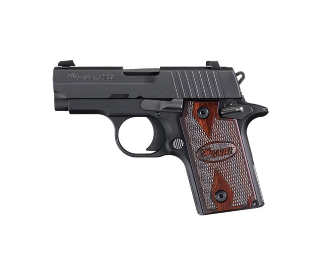 2018 Sig Sauer P238 Rosewood Micro-Compact at Harsh Outdoors, Eaton, CO 80615