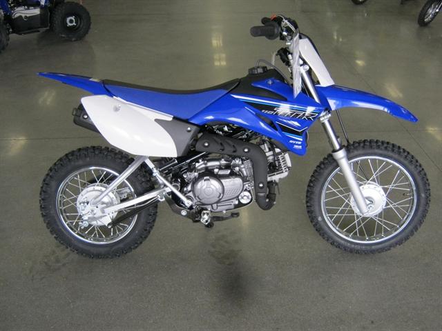 2021 Yamaha TT-R 110E at Brenny's Motorcycle Clinic, Bettendorf, IA 52722