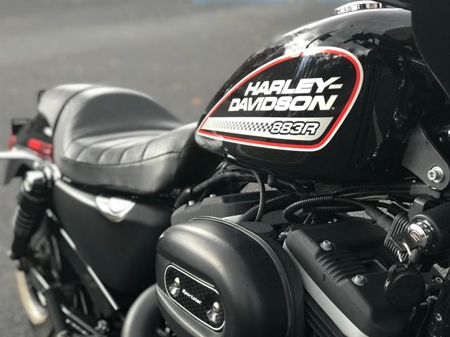 2005 Harley-Davidson Sportster 883R at Southside Harley-Davidson