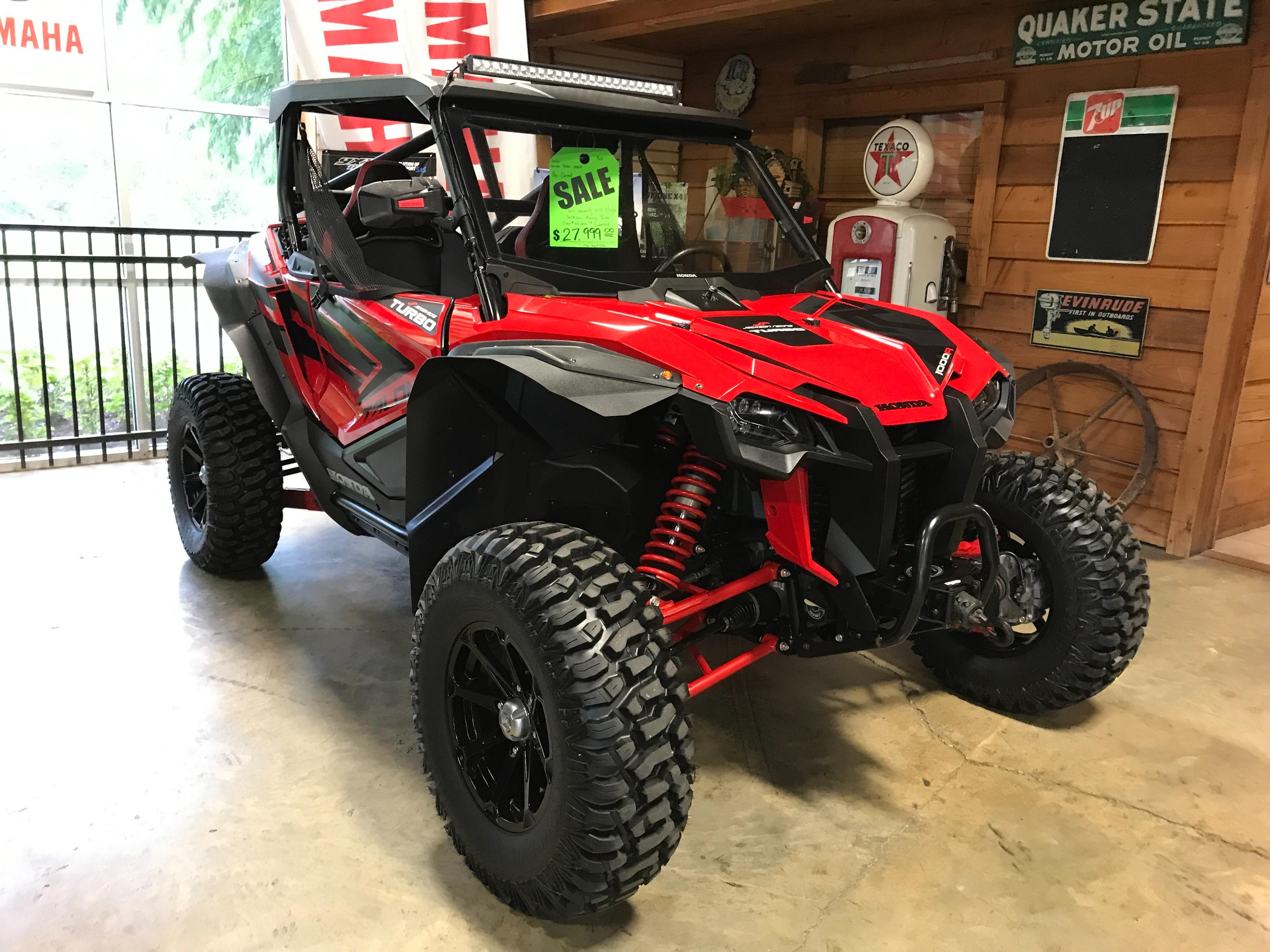 2020 Honda Talon 1000 R 1000R at ATV Zone, LLC