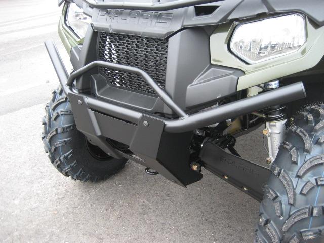 2020 Polaris 450 HO Sportsman Utility Edition - Sage Green at Fort Fremont Marine